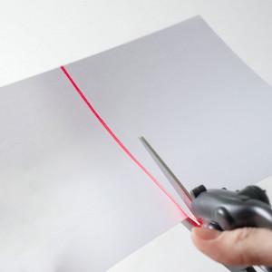 Foarfeca cu laser