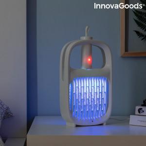 Lampa antitantari si paleta pentru prinderea insectelor 2 in 1