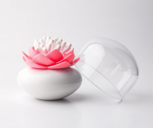 Suport floare de Lotus pentru scobitori sau betisoare