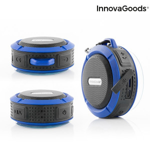 Boxa waterproof cu bluetooth