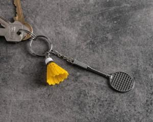 Breloc Sport Badminton