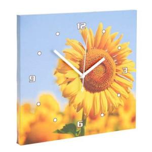 Ceas de perete '' Floral ''