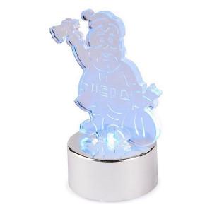 Figurina Mos Craciun cu LED