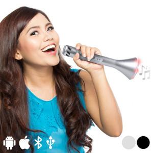 Microfon Karaoke Bluetooth cu Microfon si Difuzor