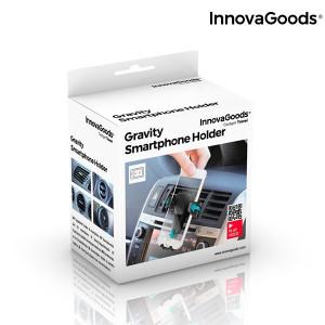 Suport gravitational de telefoane mobile pentru masina InnovaGoods