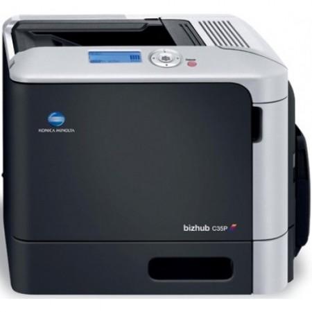 Konica Minolta BizHub C35p - Imprimanta laser A4 color