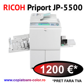 Ricoh Priport JP-5500