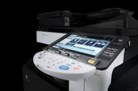 Copiator SH Color Konica Minolta BizHub C360