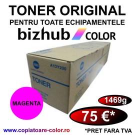 Toner Refill Konica Minolta Color -  Magenta