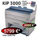 Kip 3000 - Plotter / Copiator / Scanner A0 Laser