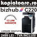 Copiator SH color Konica Minolta BizHub C220