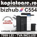 Konica Minolta BizHub C554 - Copiator Color SRA3