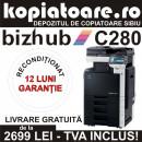Copiator SH Color Konica Minolta BizHub C280