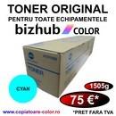 Toner refill Konica Minolta Original - Cyan