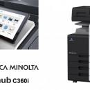 Seria Konica Minolta BizHub C250i COLOR - NOU - SET COMPLET