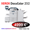 Presa digitala color Xerox DC252