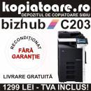 Copiator SH color Konica Minolta BizHub C203