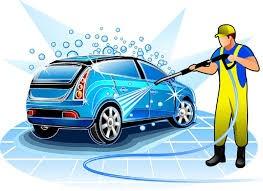 Poze Spalare auto (cu pick-up & return)