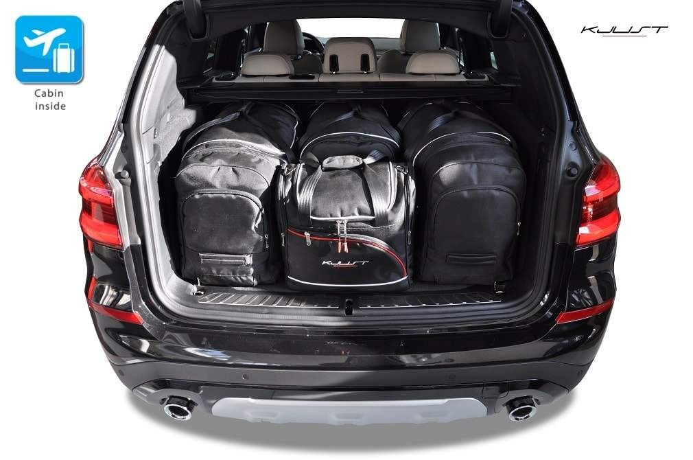 Bagaje KJUST BMW X3