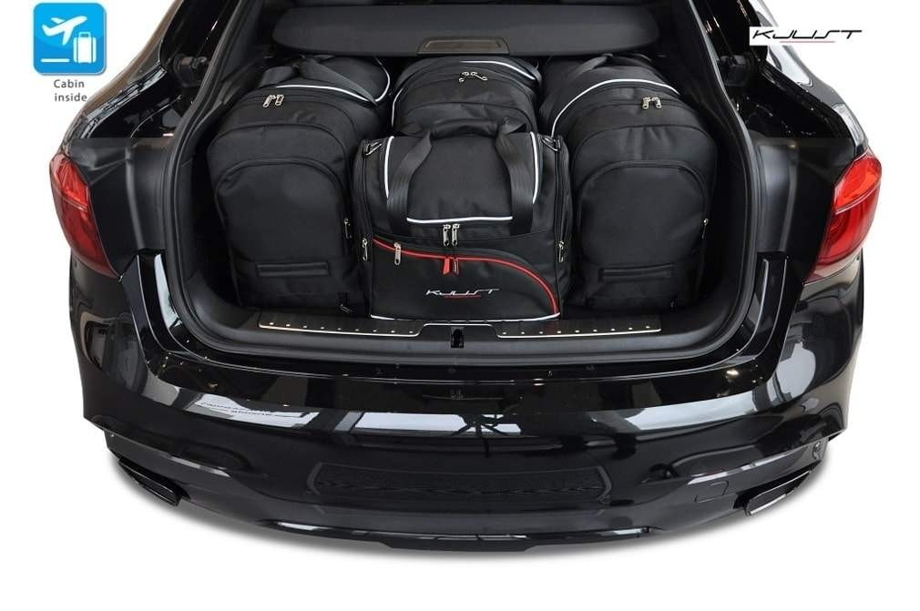 Bagaje KJUST BMW X6