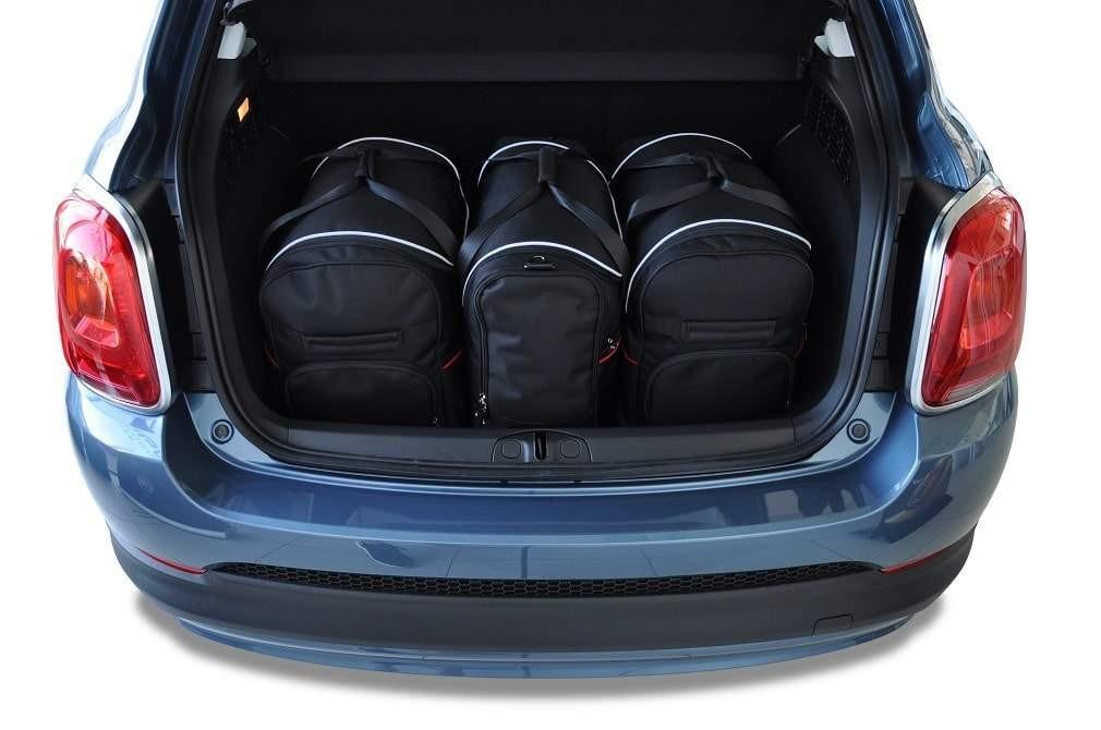 Bagaje KJUST Fiat 500