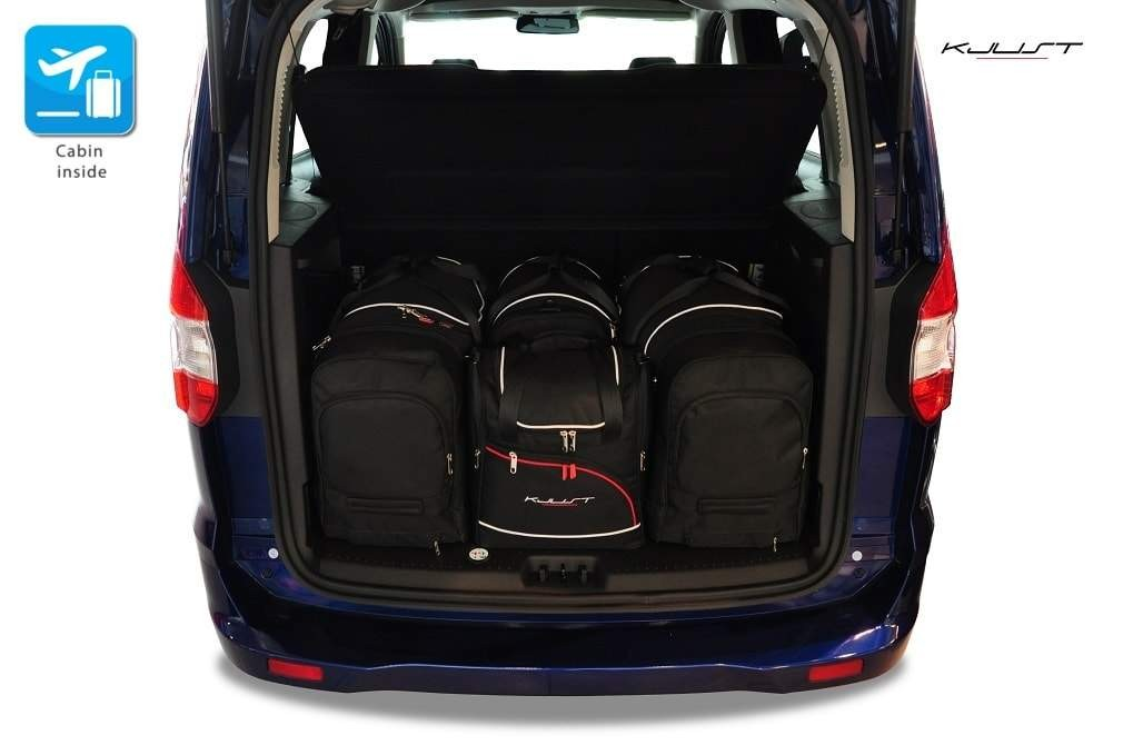 Bagaje KJUST Ford Tourneo Courier