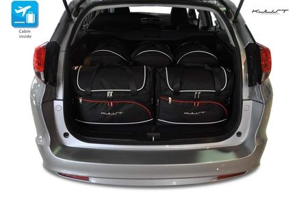 HONDA CIVIC TOURER 2013-2017 CAR BAGS SET 5 PCS