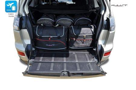 MITSUBISHI OUTLANDER 2006-2012 CAR BAGS SET 5 PCS