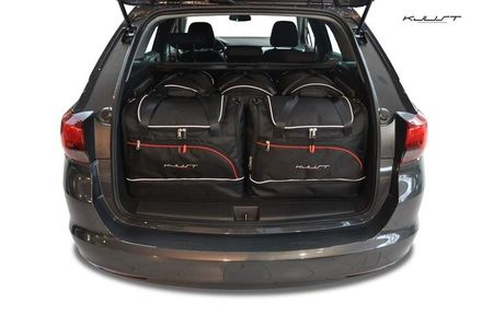 OPEL ASTRA TOURER 2016+ CAR BAGS SET 5 PCS