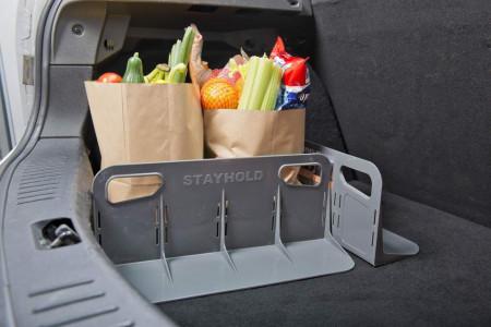 Organizator portbagaj auto clasic gri STAYHOLD