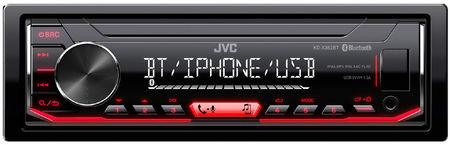 Receptor digital 1-DIN JVC KDX352BT