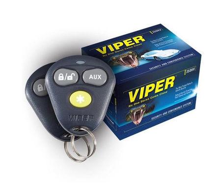 Sistem de securitate auto analogic Viper 350HV