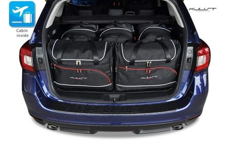 SUBARU LEVORG 2015+ CAR BAGS SET 5 PCS
