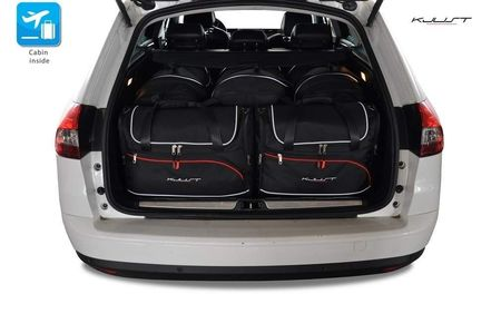 CITROEN C5 TOURER 2008-2017 CAR BAGS SET 5 PCS