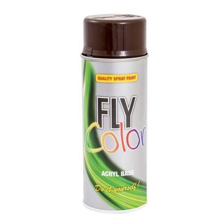 DUPLICOLOR Fly Color maro ciocolata RAL 8017 - 400ml cod 407252
