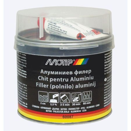 MOTIP Chit filler Aluminiu 1000g cod M60087