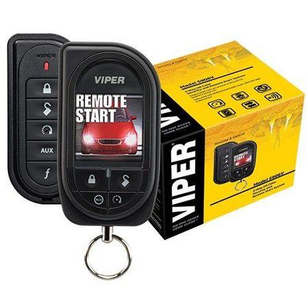 Sistem de securitate auto cu pornire motor Viper 5906V