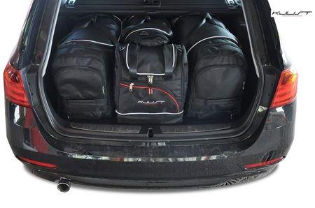 BMW Seria 3 Touring 2012+ Set de 4 bagaje