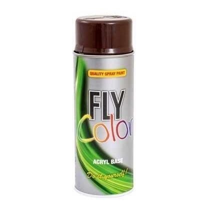 DUPLICOLOR Fly Color maro nuca RAL 8011 - 400ml cod 400838