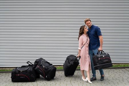 FORD ECOSPORT 2017+ Set de 3 bagaje