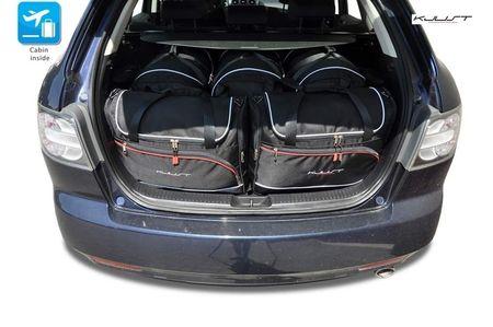 MAZDA CX-7 2007-2012 CAR BAGS SET 5 PCS