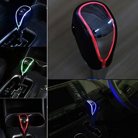 Nuca/ schimbator de viteze cu senzor cu 8 culori