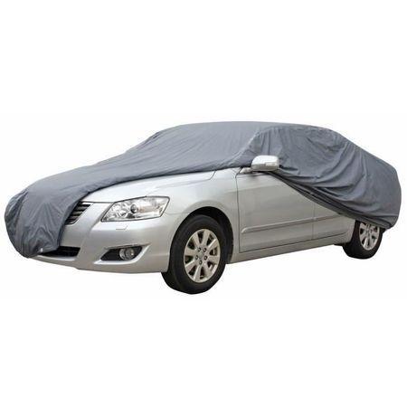 Prelata Auto Impermeabila Chevrolet Aveo Hatchback - RoGroup, gri