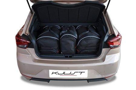 SEAT IBIZA HATCHBACK 2017+ Set de 3 bagaje