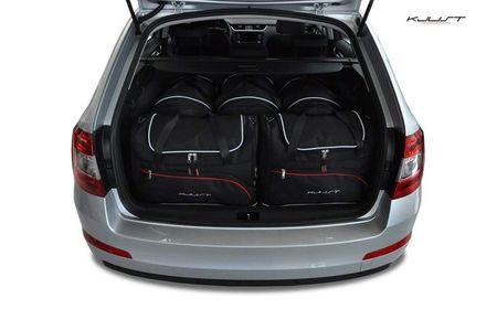 SKODA OCTAVIA KOMBI 2013+ CAR BAGS SET 5 PCS