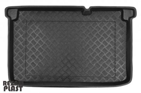 Covoras tavita portbagaj pentru Opel CORSA D (2006-2014) CORSA E (2014-up) partea de jos a portbagajului
