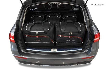 Mercedes Benz E Kombi 2016+ Set de 5 bagaje
