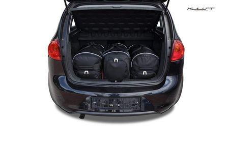 SEAT ALTEA 2004-2015 CAR BAGS SET 3 PCS