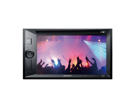 "Sistem multimedia 6,2"" Sony XAVW651BT"