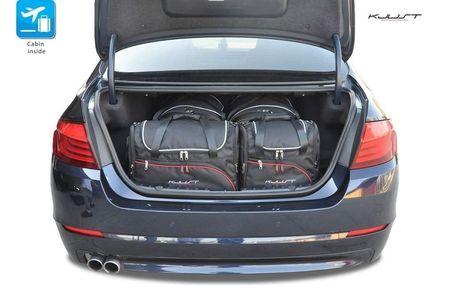 BMW Seria 5 Limuzina 2010-2016, Set de 4 bagaje